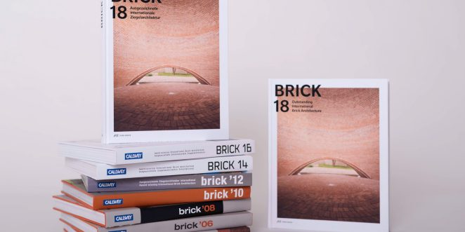 Picture of the Brick Book 2018